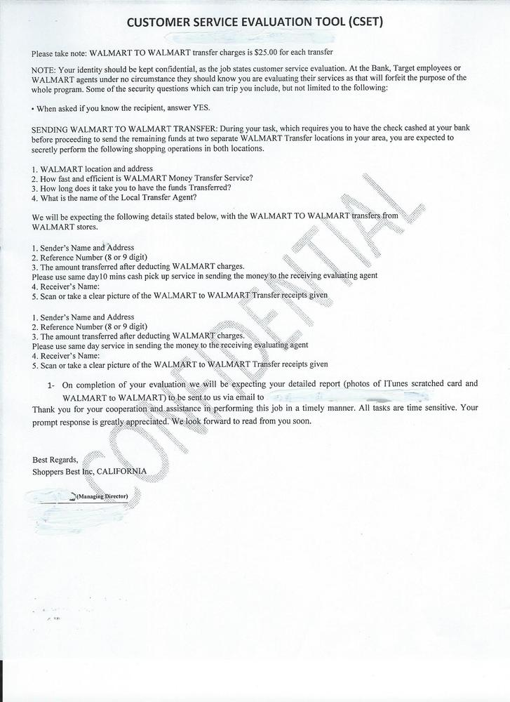 New Scam instructions page 2